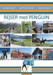 REJSER med PENGUIN - Penguin Travel