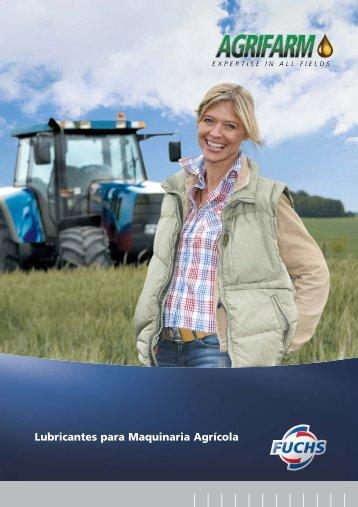 AGRIFARM: Lubricantes para Maquinaria Agrícola - fuchs lubricantes
