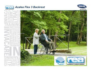 Azalea Flex 3 Backrest