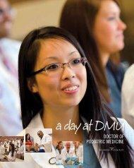 DPM Viewbook - Des Moines University