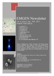 Newsletter Vol. 4, Issue 2 - Emhgbn