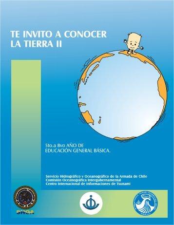 TE INVITO A CONOCER LA TIERRA II - Shoa