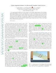 arXiv:0811.3831v1 [cond-mat.mes-hall] 24 Nov 2008