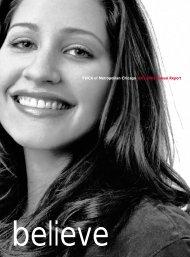 YWCA of Metropolitan Chicago 2001-2002 Annual ... - YWCA USA