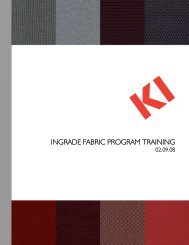 Fabric Training Document_FINAL_020708.pdf - KI.com