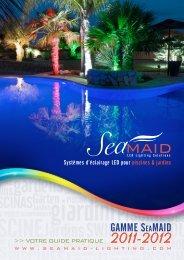 gamme SeamaID - Acheter piscine