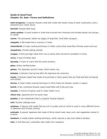 guide to good food chapter 18 eggs rh yumpu com guide to good food textbook chapter 3 answers guide to good food textbook online