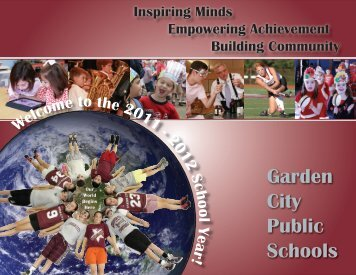 School District Calendar - Garden City Public Schools