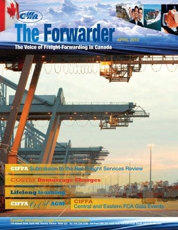 The Forwarder - CIFFA.com