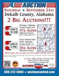 9-21-13 2 Auctions.pdf - Auctions United