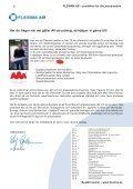 cm/dm-skala som syns tydligt – Hög kvalité – Passar ... - Flexima AB - Page 2