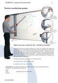 cm/dm-skala som syns tydligt – Hög kvalité – Passar ... - Flexima AB - Page 3