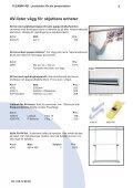 cm/dm-skala som syns tydligt – Hög kvalité – Passar ... - Flexima AB - Page 5