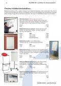 cm/dm-skala som syns tydligt – Hög kvalité – Passar ... - Flexima AB - Page 6