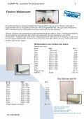 cm/dm-skala som syns tydligt – Hög kvalité – Passar ... - Flexima AB - Page 7