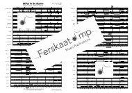 Finale 2006 - [Score Jan Smit-Stilte in de Storm-BB ... - Ferskaat MP