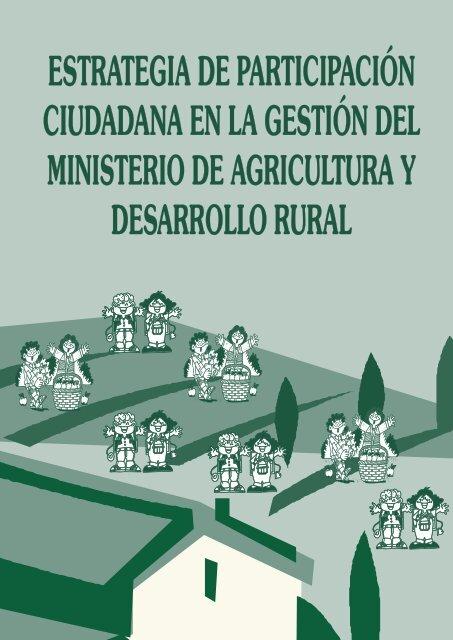 estrategia de participación ciudadana en la gestion del ... - Agronet
