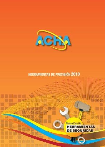 Acha - Ferreteria-anserjo