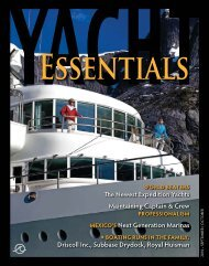 September/October 2010 - Yacht Essentials