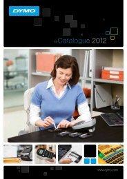 Catalogue 2012 - DYMO