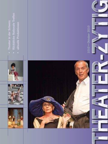 Ausgabe 1010.pdf - Theater-Zytig
