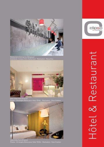 Hôtel & Restaurant - Clipso