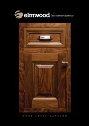 fine custom cabinetry