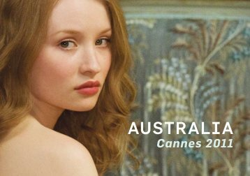 Cannes 2011 - Screen Australia