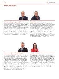Board of Directors - OCBC Bank