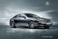 CLS - Klasse. - Mercedes-Benz