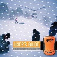 spot user guide.pdf - GMPCS Personal Communications Inc.