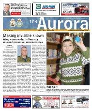 Apr 1 2013 - The Aurora Newspaper