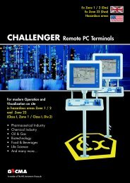 Brochure on Gecma Challenger - ESIS