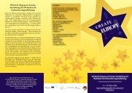 Flyer (PDF, 3,0 MB) - Über das Europäische Jahr 2009