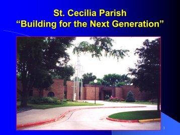 Prairie Ridge Church - St. Cecilia Parish