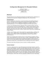 Reuse Configuration Management - ResearchGate