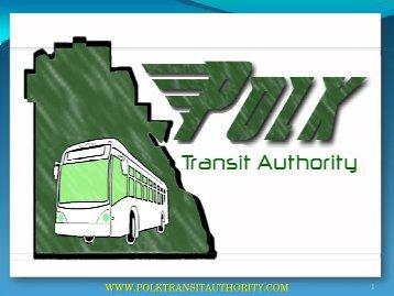 Polk Transportation Authority - The Exchange