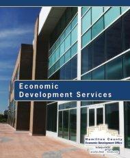 Economic Development Brochure - HCDC