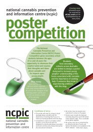 Download an entry form for the poster competition - National ...