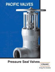 Pressure Seal Valves - Tundra Process Solutions Ltd.