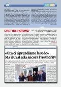 TRIMESTRALE DEL CIRCOLO RICREATIVO AZIENDALE ... - Page 4