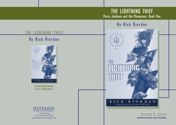 pdf lightning thief
