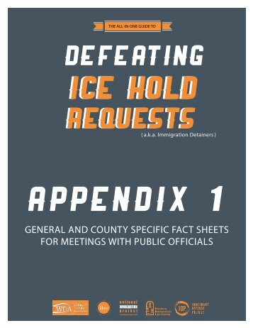 Appendix 1 - National Immigration Project of the National Lawyers ...