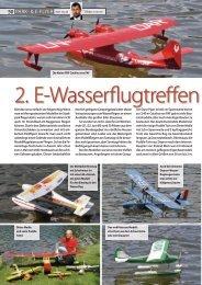 2. e-Wasserflugtreffen am edersee