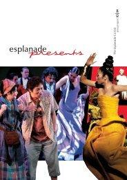 Annual Report 03/04 (PDF: 3.8mb) - Esplanade