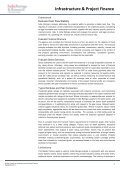 Rating Criteria for Infrastructure and Project Finance - India Ratings - Page 2