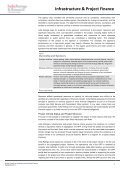 Rating Criteria for Infrastructure and Project Finance - India Ratings - Page 4