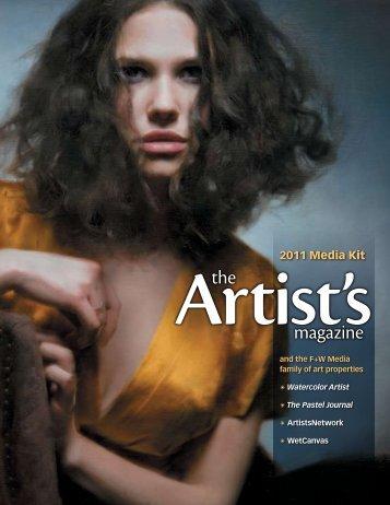 2011 Media Kit - Artist's Network