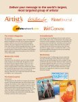 2011 Media Kit - Artist's Network - Page 3