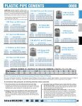 PLASTIC PIPE CEMENTS 0800 - Ewing Irrigation - Page 3